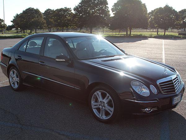 Noleggio Mercedes classe E Bari